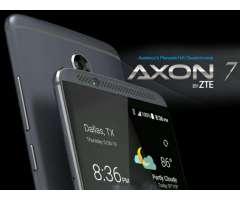 en Stock Zte Axon 7 64gb 4gb Ram Nuevo Sellado