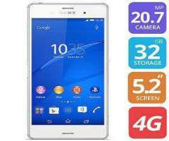Sony Xperia Z3 Plus Nuevo