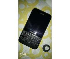 remato blackberry Q5 libre 4G LTE