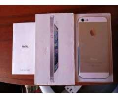 Vendo iPhone 5 de 16 GB libre de todo como nuevo
