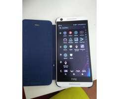 HTC 626 BLANCO CON FUNDA ORIGINAL