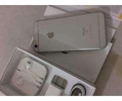 iphone 6s color gris espacial y blanco 64gb