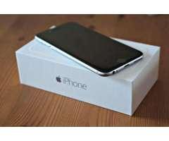 iPhone 6s 64gb space grey Usado Con Caja dos meses de uso 9 de 10/Libre.