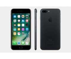 Apple Iphone 7 Plus 128GB Black Nuevo y sellado