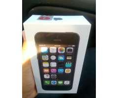 Vendo iPhone 5s 16gb en Caja Sellado