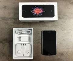 iPhone SE Gris Espacial 16GB
