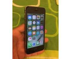 iPhone 5s de 16 Gb Libre de Operador