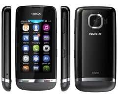 NOKIA ASHA 311 whatsApp face etc incluye cargador, audífonos speaker