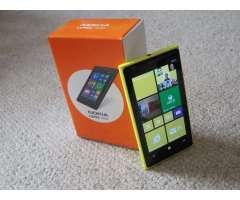 Nokia Lumia 1020 4G LTE Tienda San Borja. Garantía.