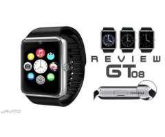Smartwatch Gt08 Bluetooth,sim Y Sd Libre