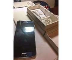 SAMSUNG GALAXY S6 32GB EN CAJA CON TODO LIBRE 4G IMEI ORIGINAL