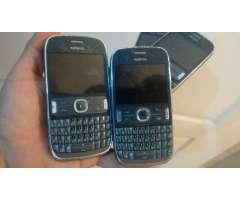 Nokia Asha 302 Whatsapp 3g Vendo 4x100