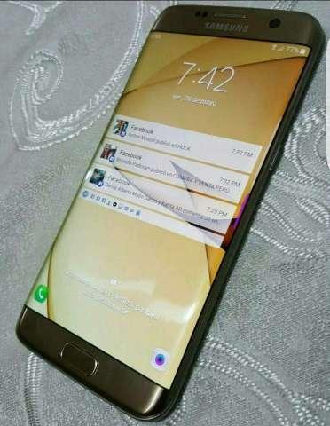 Cambio S7 Edge Dorado por iPhone