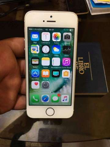 iPhone 5S 16Gb Libre Silver