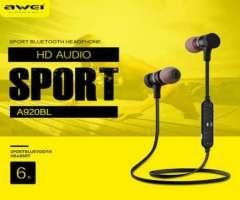 Audifonos Bluetooht Sport Hd