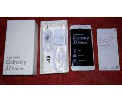 Oferta!! Samsung Galaxy J7 Prime, Nuevo