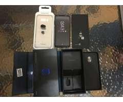 Samsung Galaxy S8 Perfecto Estado 10/10