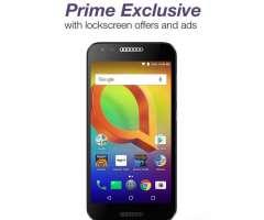 Alcatel A30 Y A30 Plus Amazon Prime