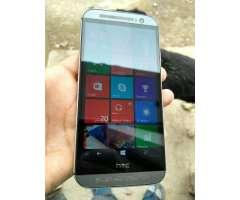 HTC One M8 Windows Phone Libre IMEI Original Operativo 32GB Internas Espandible 256GB
