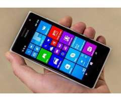 Vendo Nokia Lumia 735 4G LTE Libre,Camara de 8MPX,1GB RAM,Quad Core 1.2GHz,8GBi,buen estado 9pts