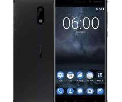 Nokia 6 Negro 3gb Ram 32gb Nuevo Sellado Libre Fabrica