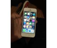 iPhone 5 16GB Libre de operador y de icloud ocasion