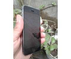 Vendo Cambio iPhone 5S 16GB