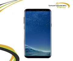 Celulares Samsung Galaxy S8 64gb 4g LTE, nuevo, Libre de Fábrica ENVIOS A TODO EL PERU