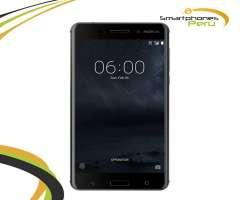 Celulares Nokia 6 32gb 3GB de Ram Ta1025 4GLTE Libre De Fábrica Nuevos ENVIOS A TODO EL PERU