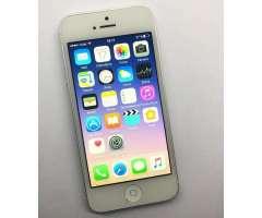 iPhone 5 Blanco Desbloqueado