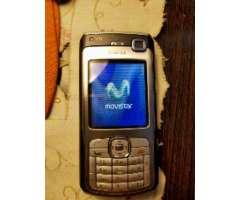 Vendo Nokia N70 Libre para cualquier operador,buen estado,con cargador original 8/10pts