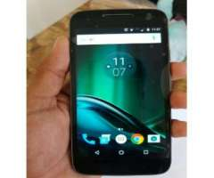 Vendo Mi Moto G4 Play Estado 10 de 10