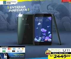 Htc U11 64GB Libre De Fabrica Nuevo Caja Sellada 922552003 997205678 990346666