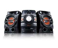 Equipo de Sonido LG XBOOM RMS 260 y PMPO 3000, UN MES DE USO