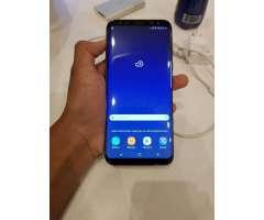Samsung S8 Plus 64gb Detalle