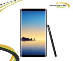 Samsung Galaxy Note 8 64gb 6GB de Ram 4G Lte Nuevo Envios a Todo el Peru