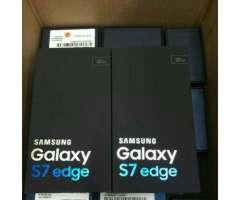 Samsung Galaxy S7 Edge, 32gb Y 64gb, 4gb Ram, Octa Core, Cam.12mpx Y 5mpx, 4g Lte
