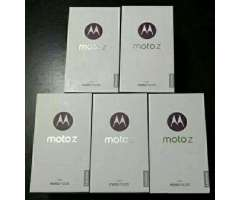 Moto Z, 4gb Ram, 32gb Y 64gb, Quad Core, Cam.13mpx Dual Píxel Y 5mpx, Incluye 4 Motomods