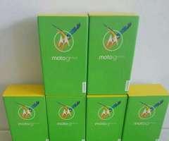 Moto G5 Plus 64gb, 4gb Ram, Octa Core, 4g Lte, Cam.12mpx Dual Píxel Y 5mpx, Libre