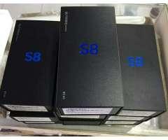 Samsung Galaxy S8 64gb, 4gb Ram, Cam.12mpx Y 8mpx Dual Píxel, 4g Lte, Octa Core