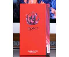Moto Z2 Force, Incluye 4 Motomods, Octa Core, Cam.dual 12mpx Y 5mpx, 6gb Ram, 64gb Y 128gb
