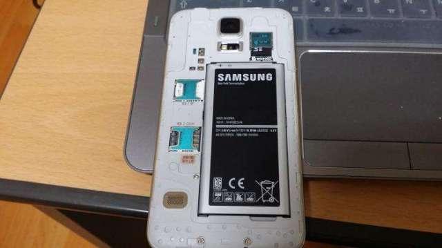 REMATO VENDO OCASION SAMSUNG S5 SMG9009W