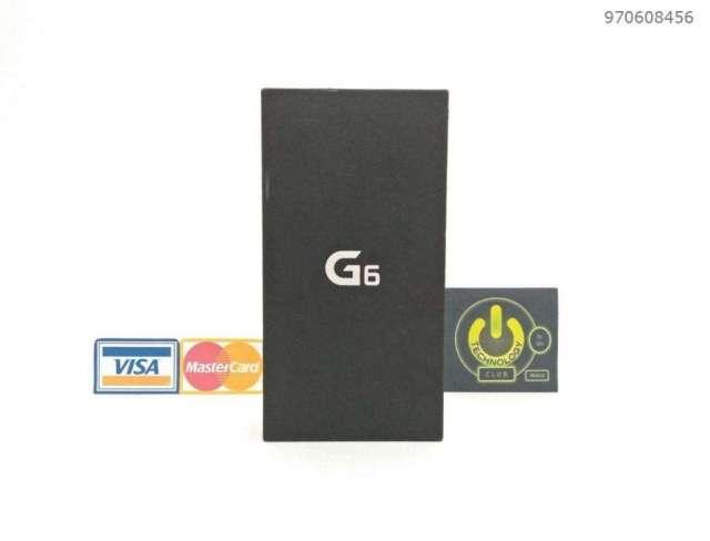 LG G6 Tope de Gama LG Promoción
