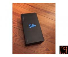 Original Samsung s8 plus 128gb preto