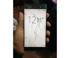 Vendo Sony Xperia Xa1 Ultra Detalle Glas