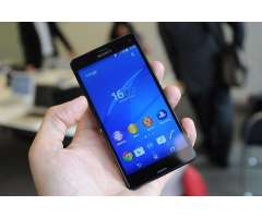 Vendo Sony Xperia Z3 Compact 4G LTE,16GBi,Camara de 20.7MPX HD,2GB RAM,Quad Core 2.5GHz,9/10pts