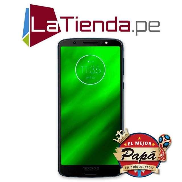 Motorola  Moto G6 Plus Dúos 64 GB |LaTienda.pe