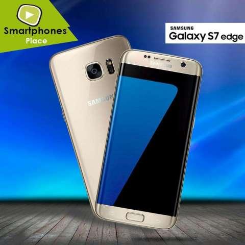 Samsung Galaxy S7 Edge de 32GB, Nuevo Caja Sellada, Libre de Fábrica TENEMOS TIENDAS F&I...