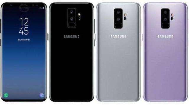 CELULARES SAMSUNG S9 PLUS 1 SIM 4G L/FÁB. 6GB 64GB SELLADO OFERTA DEL LA SEMANA SOM...