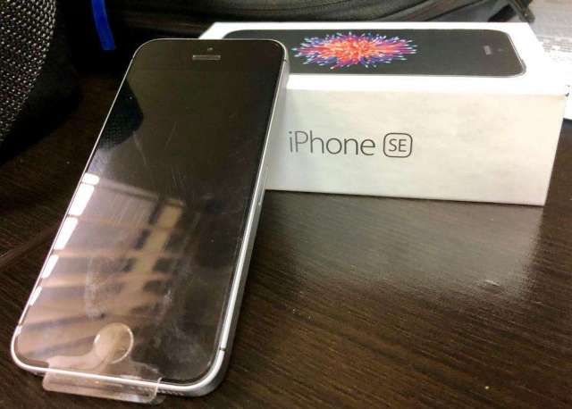 iPhone Se 32Gb Nuevo
